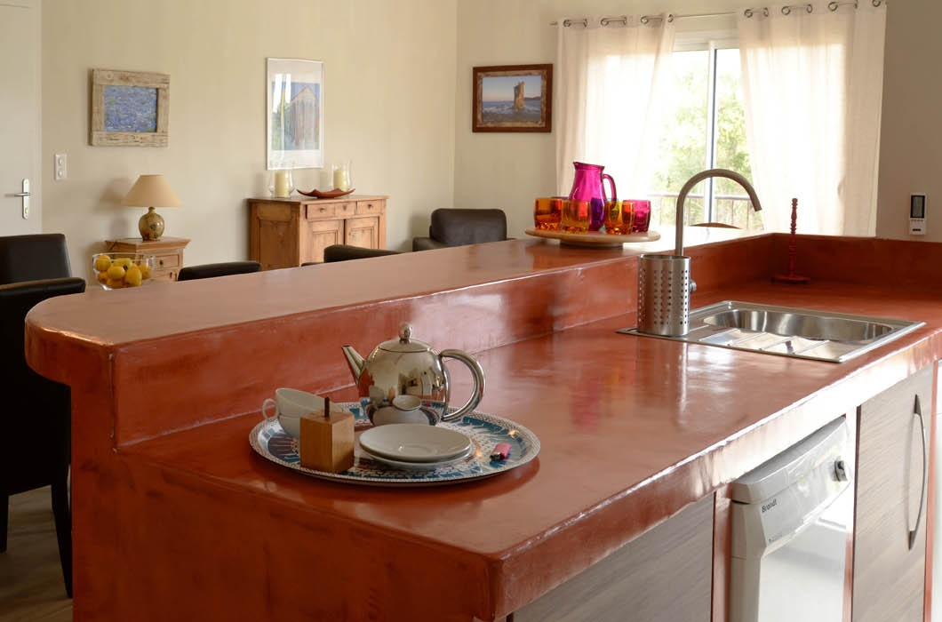 Casa Secreta, cuisine