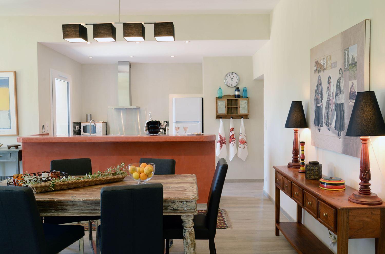 Casa Secreta, salle à manger