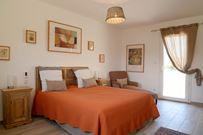Casa Sicreta, suite parentale